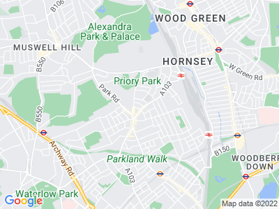 Injury solicitor in Crouch End