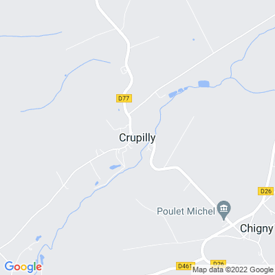 bed and breakfast Crupilly