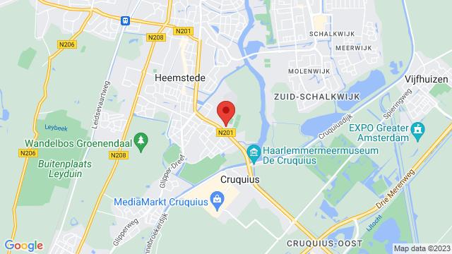 Van+Mossel+Peugeot+Heemstede op Google Maps