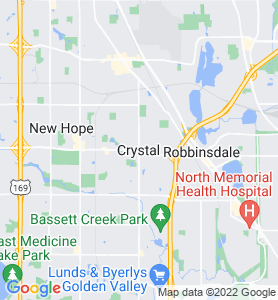Crystal MN Map