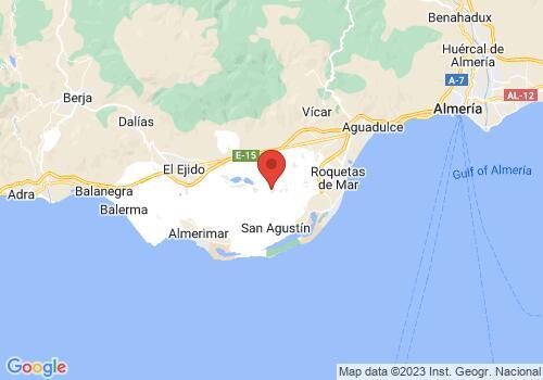 Localisation de El Plantel Semilleros