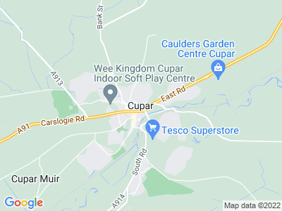 Personal Injury Solicitors in Cupar