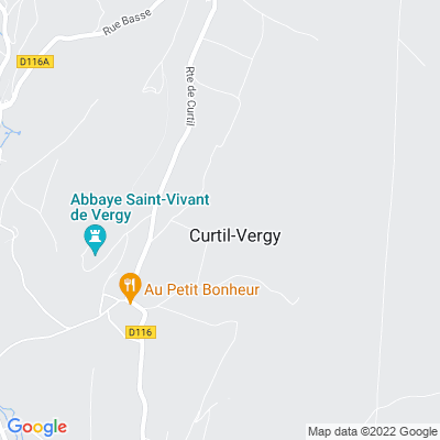 bed and breakfast Curtil-Vergy