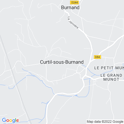 bed and breakfast Curtil-sous-Burnand