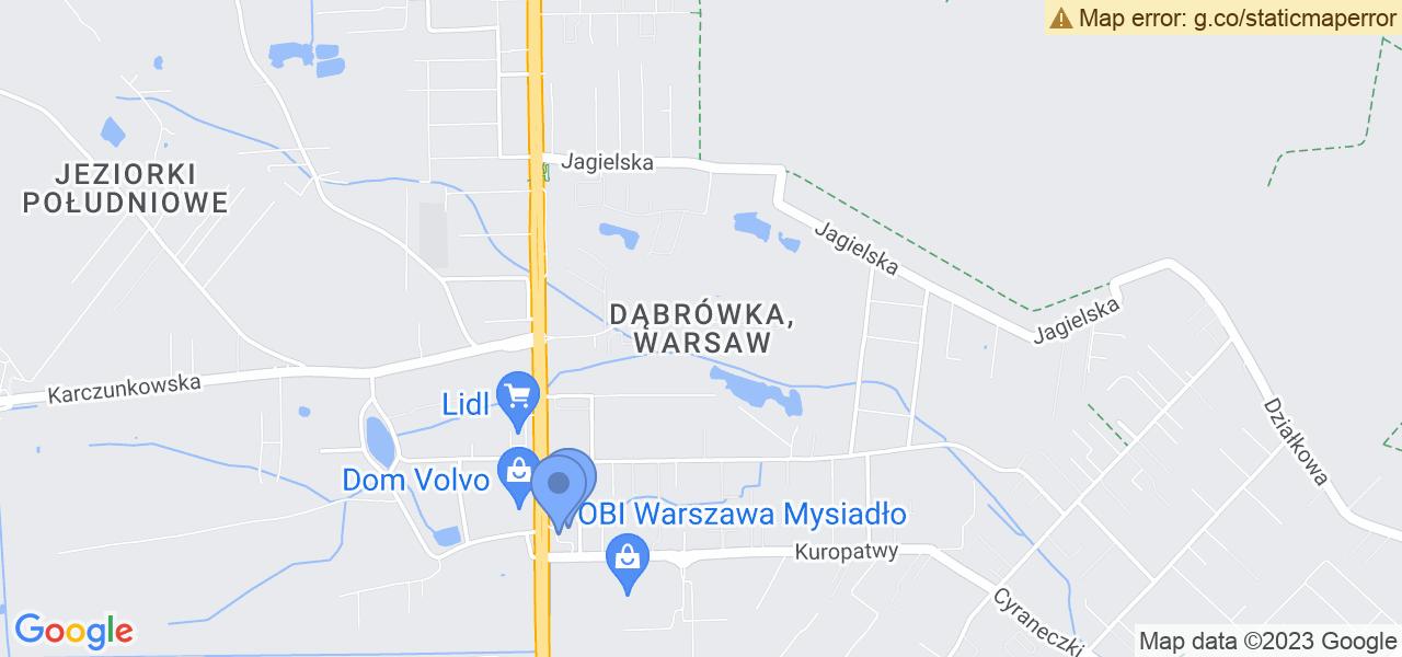 Osiedle Dąbrówka w Mysiadle – w tych punktach ekspresowo wyślesz turbinę do autoryzowanego serwisu