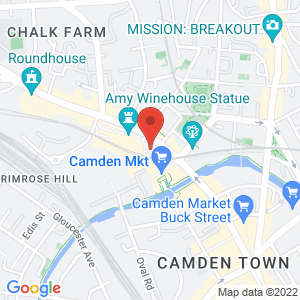 Location of Camden Art