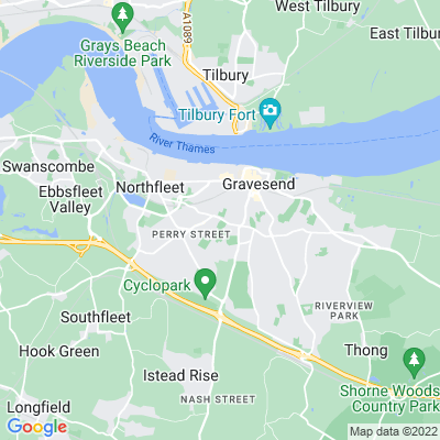 Gravesend Cemetery Location