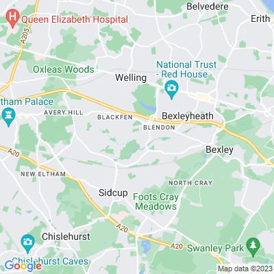 Penhill Park Location