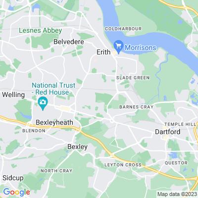 Barnehurst Golf Course Location