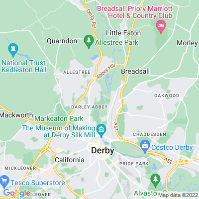 Darley Park Location