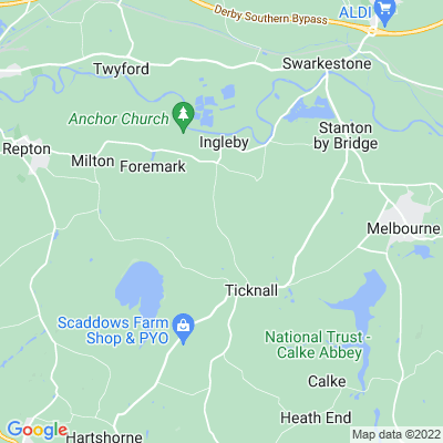 Knowle Hill Location