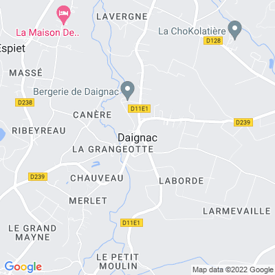bed and breakfast Daignac
