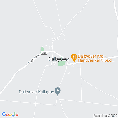 bed and breakfast Dalbyover