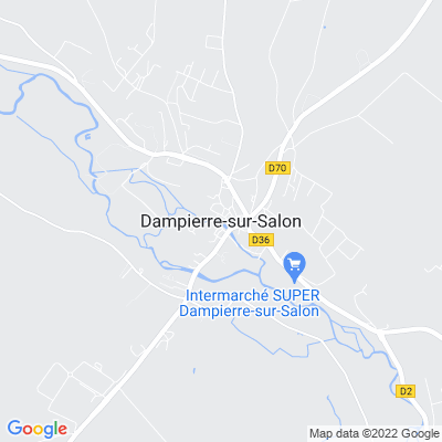 bed and breakfast Dampierre-sur-Salon