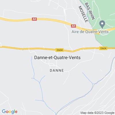 bed and breakfast Danne-et-Quatre-Vents