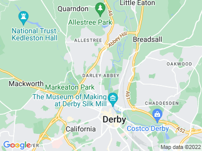 Personal Injury Solicitors in Darley Abbey