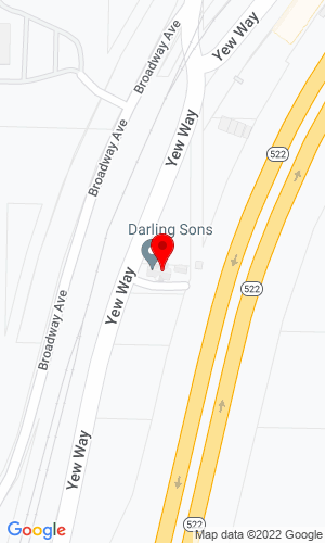 Google Map of Darling Sons Intl., LLC 20915 Yew Way, Snohomish, WA, 98296