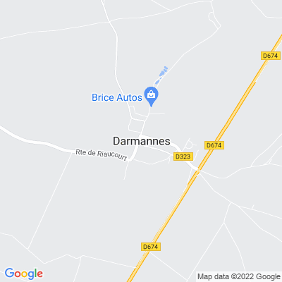 bed and breakfast Darmannes