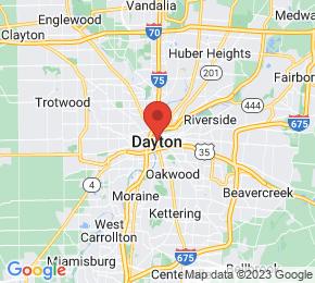 Job Map - Dayton, Ohio  US