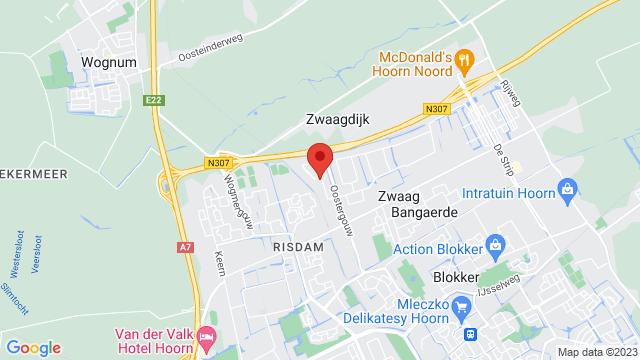 Hyundai+Zwaag op Google Maps