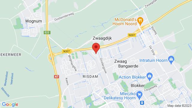 Zwaag+Mitsubishi+Nissan op Google Maps