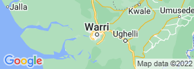 Warri map