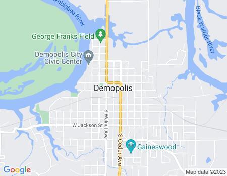 payday loans in Demopolis