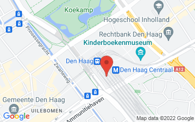 Map of 25 - ZZIIN @DenHaag CS