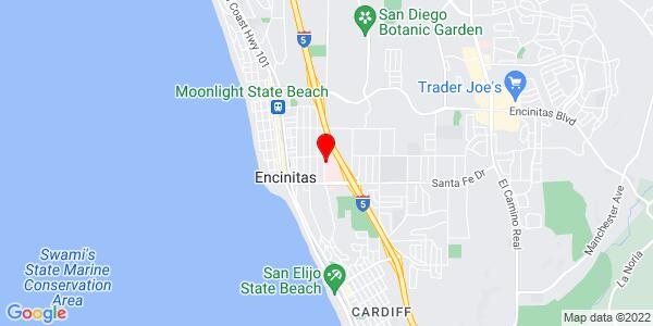 Google Map of Dental Solutions Of Encinitas