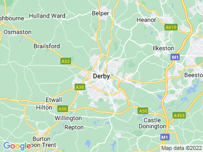Personal Injury Solicitors in Derby