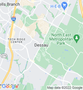 Dessau TX Map