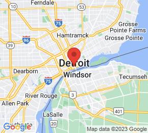 Job Map - Detroit, Michigan  US