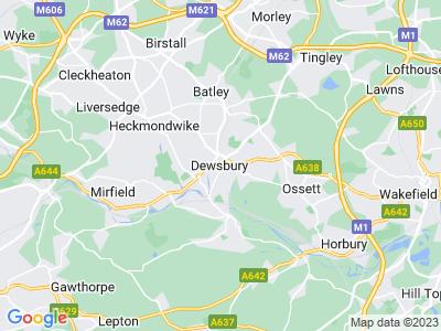 Personal Injury Solicitors in Dewsbury