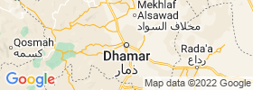 Dhamar map