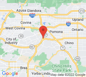 Job Map - Diamond Bar, California  US