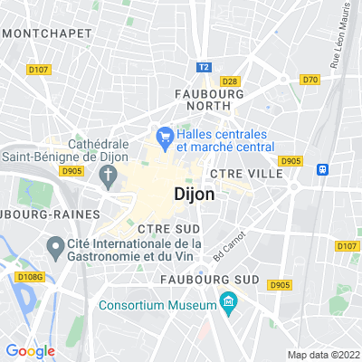 bed and breakfast Dijon