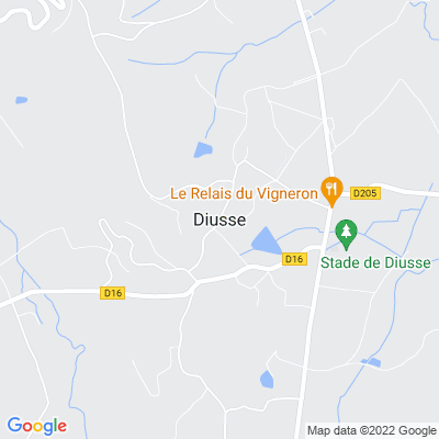 bed and breakfast Diusse