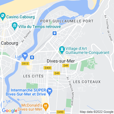 bed and breakfast Dives-sur-Mer