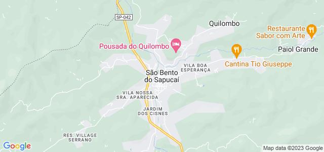 Divisa entre São Bento do Sapucaí SP e Gonçalves MG. Faz parte da Serra da Mantiqueira.