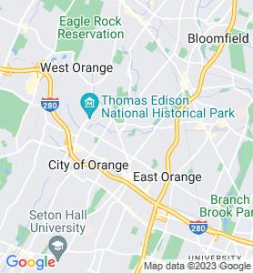 Doddtown NJ Map