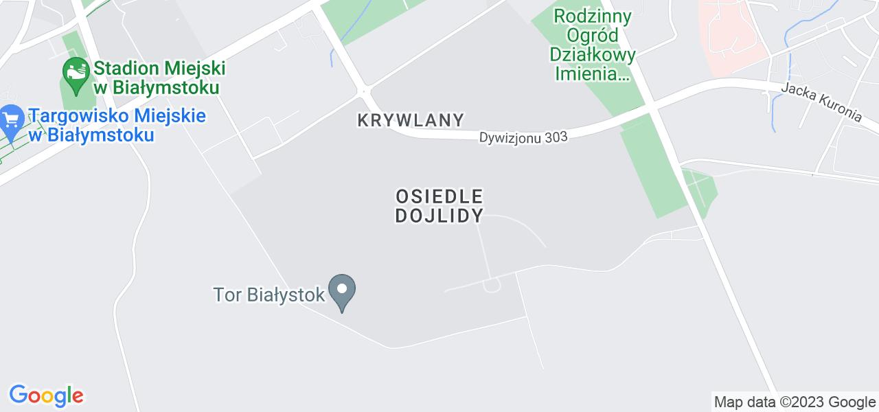 Osiedle Dojlidy w Białymstoku – w tych punktach ekspresowo wyślesz turbinę do autoryzowanego serwisu