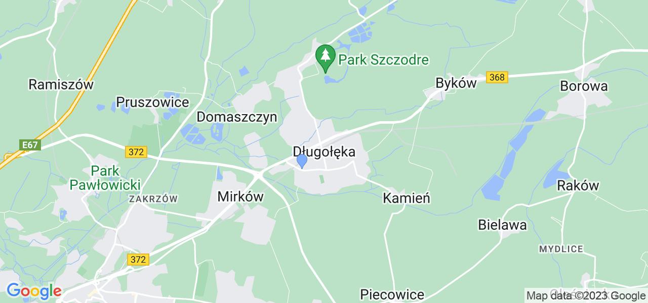 Dostępne w Długołęce lokalizacje punktów nadania, z których możesz skorzystać, chcąc wysłać turbinę do regeneracji w największym serwisie w Polsce