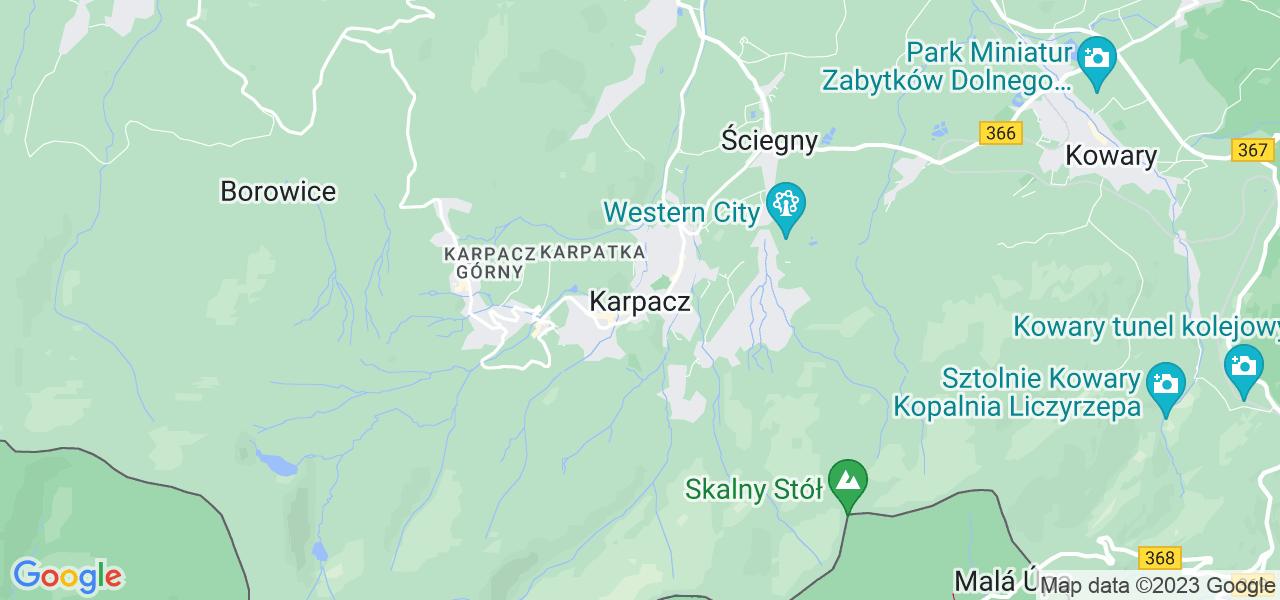 Dostępne w Karpaczu lokalizacje punktów nadania, z których możesz skorzystać, chcąc wysłać turbinę do regeneracji w największym serwisie w Polsce