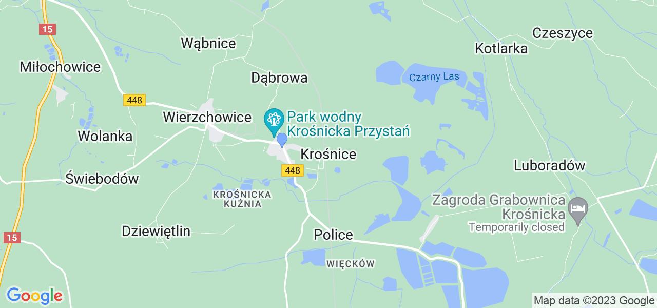Dostępne w Krośnicach lokalizacje punktów nadania, z których możesz skorzystać, chcąc wysłać turbinę do regeneracji w największym serwisie w Polsce