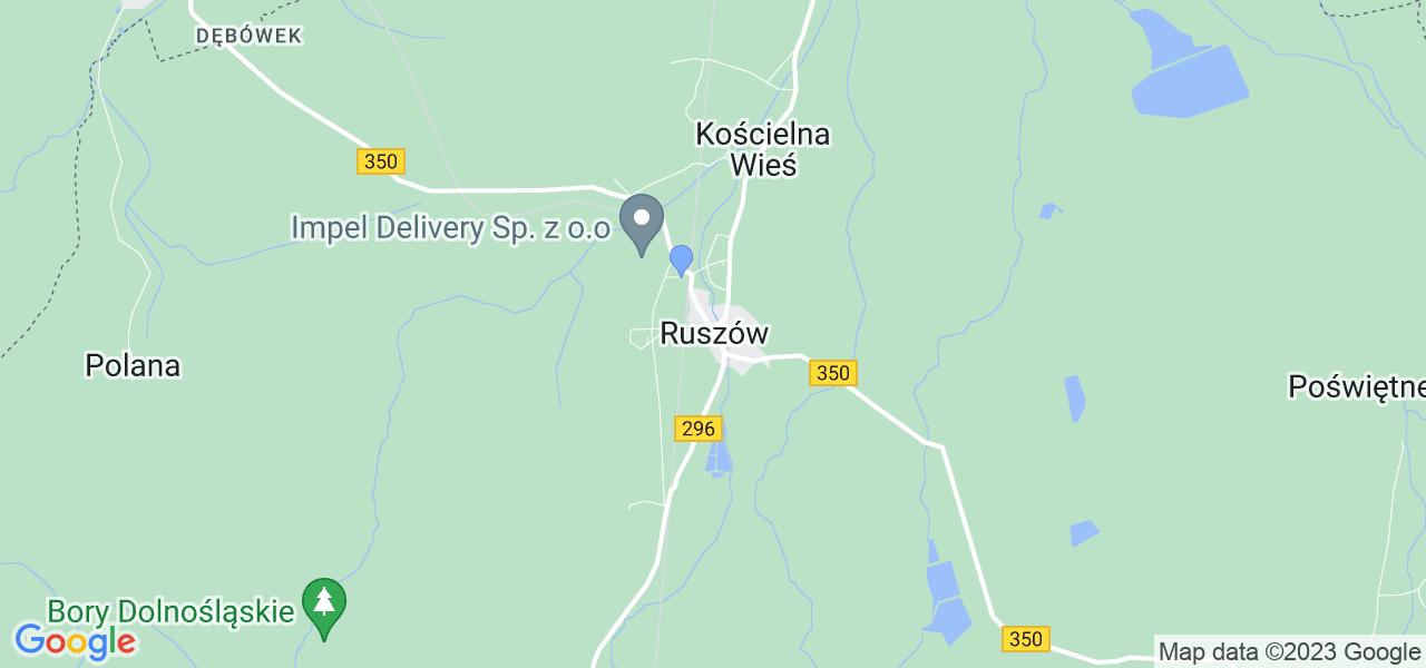 Dostępne w Ruszowie lokalizacje punktów nadania, z których możesz skorzystać, chcąc wysłać turbinę do regeneracji w największym serwisie w Polsce