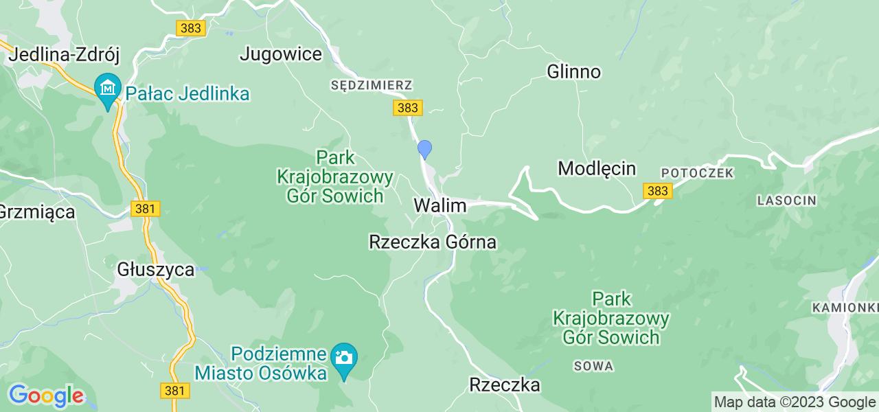 Dostępne w Walimiu lokalizacje punktów nadania, z których możesz skorzystać, chcąc wysłać turbinę do regeneracji w największym serwisie w Polsce