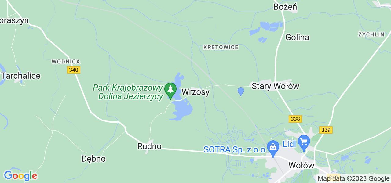 Dostępne w Wrzosach lokalizacje punktów nadania, z których możesz skorzystać, chcąc wysłać turbinę do regeneracji w największym serwisie w Polsce