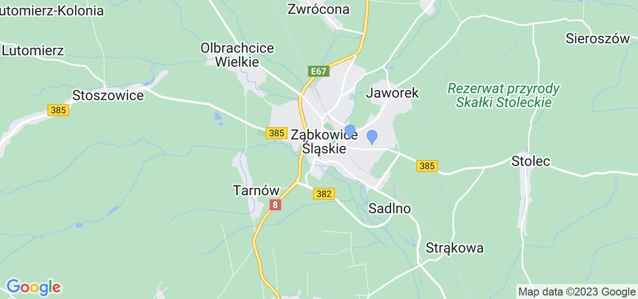 Dostępne w Ząbkowicach Śląskich lokalizacje punktów nadania, z których możesz skorzystać, chcąc wysłać turbinę do regeneracji w największym serwisie w Polsce