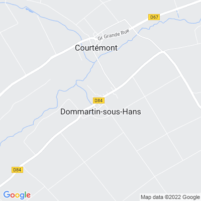 bed and breakfast Dommartin-sous-Hans
