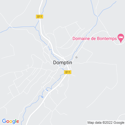 bed and breakfast Domptin